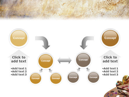 Palette PowerPoint Template Slide 19