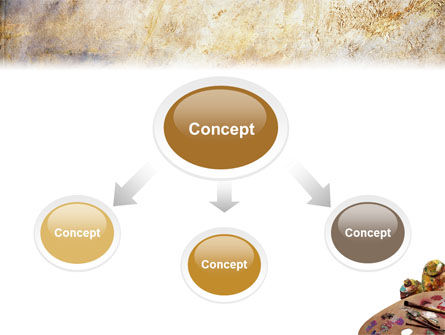 Palette PowerPoint Template Slide 4