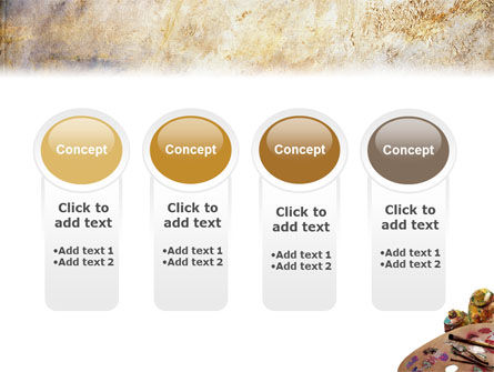 Palette PowerPoint Template Slide 5