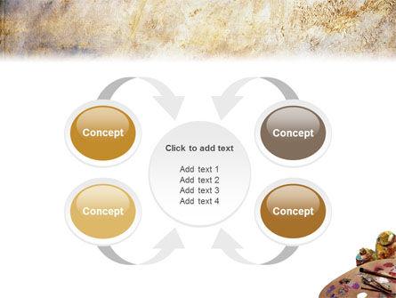 Palette PowerPoint Template Slide 6