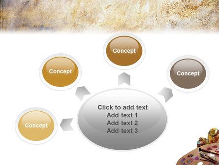 Palette PowerPoint Template Slide 7