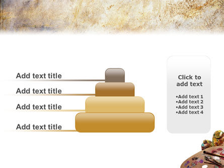 Palette PowerPoint Template Slide 8