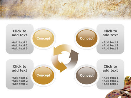 Palette PowerPoint Template Slide 9