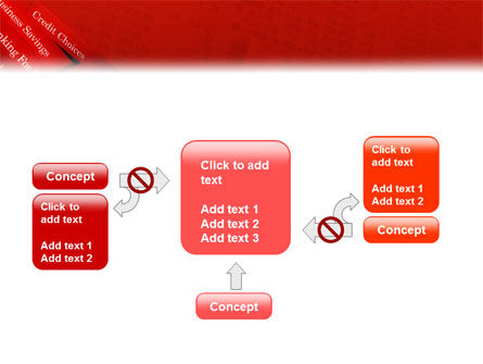 Savings and Credits PowerPoint Template Slide 13