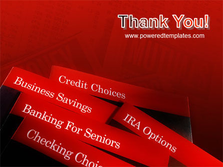 Savings and Credits PowerPoint Template Slide 20