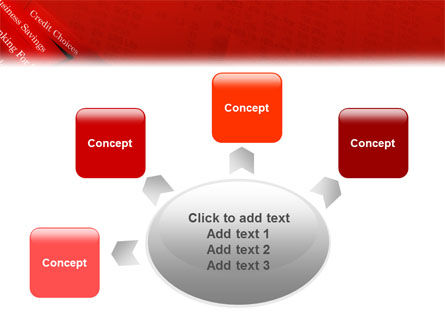 Savings and Credits PowerPoint Template Slide 7