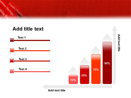 Savings and Credits PowerPoint Template Slide 8