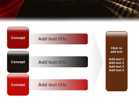 Cinema Hall PowerPoint Template Slide 12