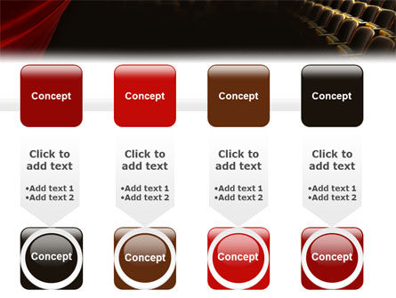 Cinema Hall PowerPoint Template Slide 18
