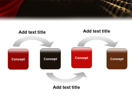Cinema Hall PowerPoint Template Slide 4