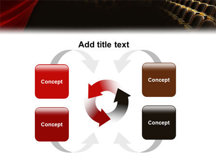 Cinema Hall PowerPoint Template Slide 6