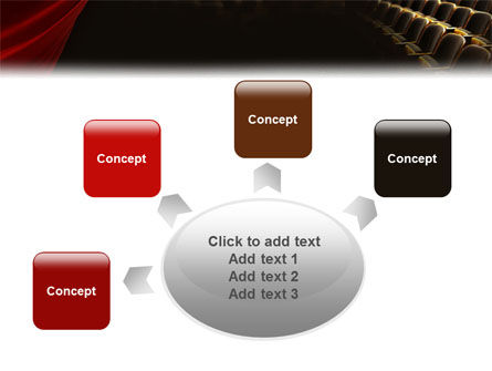 Cinema Hall PowerPoint Template Slide 7
