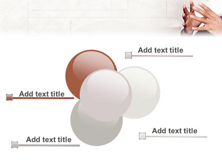 Hands PowerPoint Template Slide 10