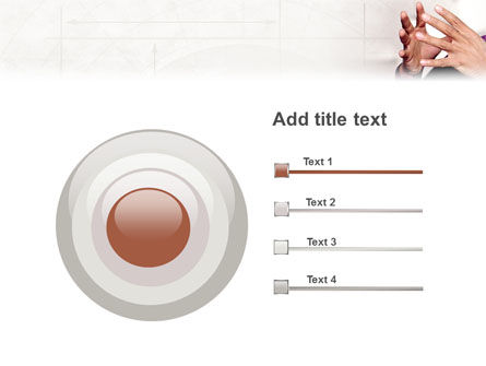 Hands PowerPoint Template Slide 9
