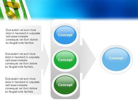 Beach Accessories PowerPoint Template Slide 11