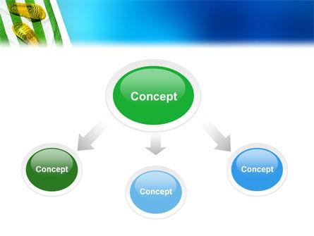Beach Accessories PowerPoint Template Slide 4