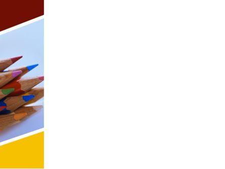 Pencil PowerPoint Template, Slide 3, 02294, Education & Training — PoweredTemplate.com