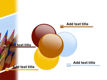 Pencil PowerPoint Template Slide 10