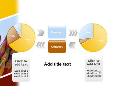Pencil PowerPoint Template Slide 11