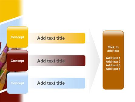 Pencil PowerPoint Template Slide 12