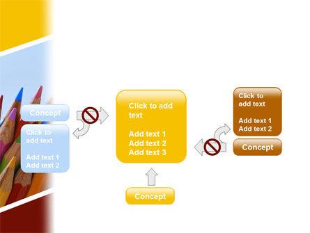 Pencil PowerPoint Template Slide 13