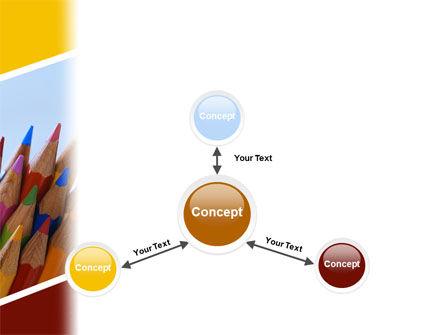 Pencil PowerPoint Template Slide 14