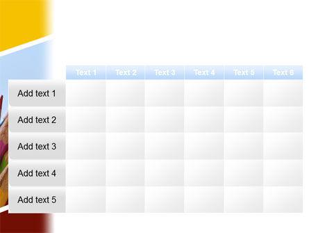 Pencil PowerPoint Template Slide 15
