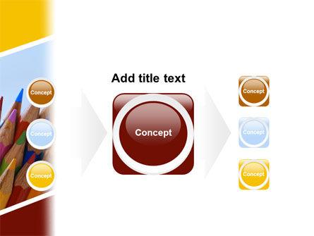 Pencil PowerPoint Template Slide 17