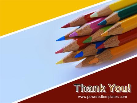 Pencil PowerPoint Template Slide 20