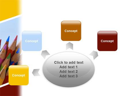 Pencil PowerPoint Template Slide 7