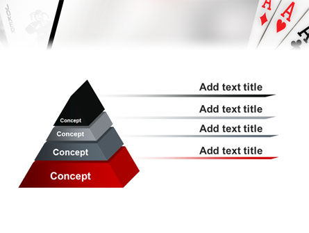 Playing Cards PowerPoint Template Slide 10