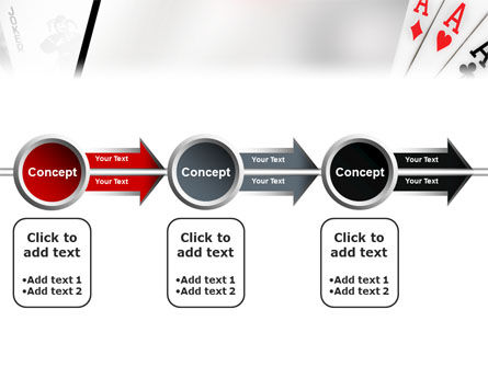 Playing Cards PowerPoint Template Slide 11