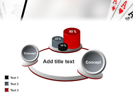 Playing Cards PowerPoint Template Slide 13