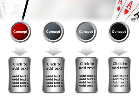 Playing Cards PowerPoint Template Slide 18