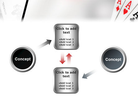 Playing Cards PowerPoint Template Slide 19
