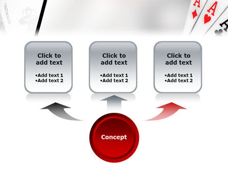 Playing Cards PowerPoint Template Slide 4