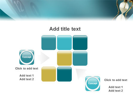Passing Time PowerPoint Template Slide 16