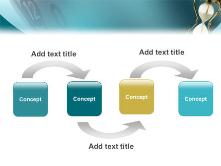 Passing Time PowerPoint Template, Slide 4, 02296, Consulting — PoweredTemplate.com