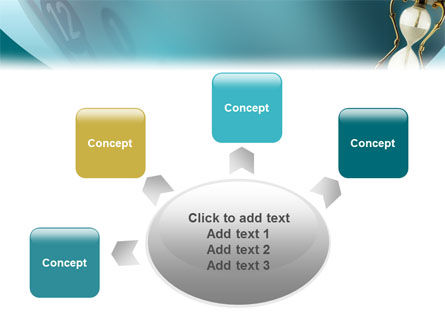 Passing Time PowerPoint Template Slide 7