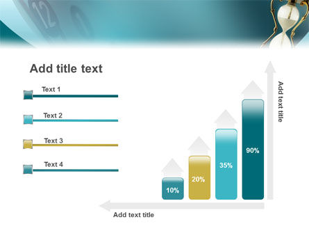 Passing Time PowerPoint Template Slide 8