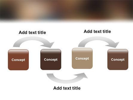 Artistic Gymnastics PowerPoint Template, Slide 4, 02299, Sports — PoweredTemplate.com