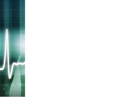 Cardio PowerPoint Template, Slide 3, 02300, Medical — PoweredTemplate.com