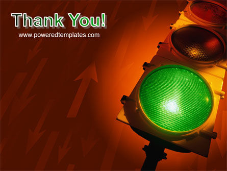 Light Signal PowerPoint Template Slide 20