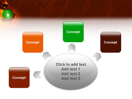Light Signal PowerPoint Template Slide 7
