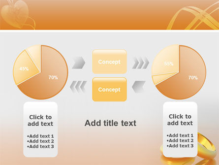 Wedding Rings PowerPoint Template Slide 11