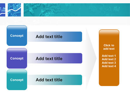 Work In The Office PowerPoint Template Slide 12