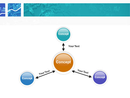 Work In The Office PowerPoint Template Slide 14