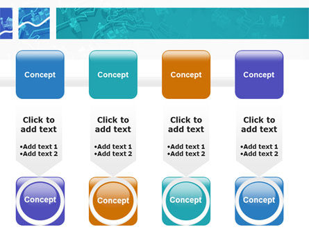 Work In The Office PowerPoint Template Slide 18