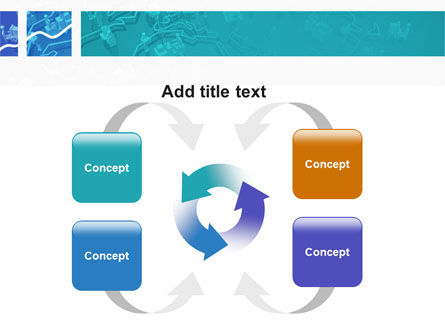 Work In The Office PowerPoint Template Slide 6