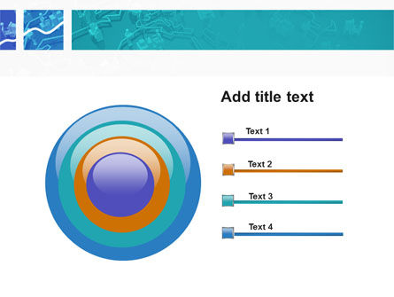 Work In The Office PowerPoint Template Slide 9